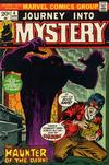 Cover for Journey into Mystery (Marvel, 1972 series) #4