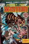 Cover for Journey into Mystery (Marvel, 1972 series) #8