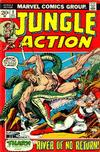 Cover for Jungle Action (Marvel, 1972 series) #2