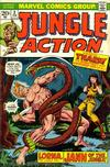 Cover for Jungle Action (Marvel, 1972 series) #3