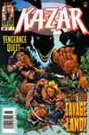 Cover Thumbnail for Ka-Zar (1997 series) #2 [Cover A - Newsstand Edition]