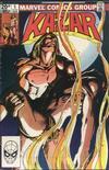 Cover for Ka-Zar the Savage (Marvel, 1981 series) #5 [British]