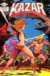 Cover for Ka-Zar the Savage (Marvel, 1981 series) #15