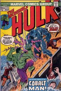 Cover Thumbnail for The Incredible Hulk (Marvel, 1968 series) #173