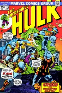 Cover Thumbnail for The Incredible Hulk (Marvel, 1968 series) #176