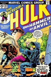 Cover Thumbnail for The Incredible Hulk (Marvel, 1968 series) #182