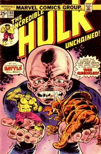 Cover Thumbnail for The Incredible Hulk (Marvel, 1968 series) #188