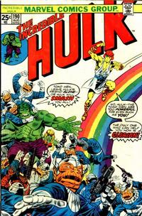 Cover Thumbnail for The Incredible Hulk (Marvel, 1968 series) #190