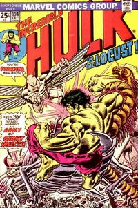 Cover Thumbnail for The Incredible Hulk (Marvel, 1968 series) #194