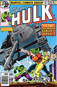 Cover Thumbnail for The Incredible Hulk (Marvel, 1968 series) #229