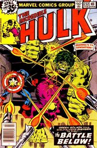 Cover Thumbnail for The Incredible Hulk (Marvel, 1968 series) #232 [Regular Edition]