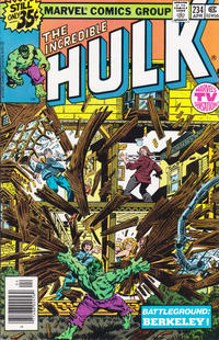 Cover Thumbnail for The Incredible Hulk (Marvel, 1968 series) #234