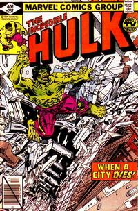 Cover Thumbnail for The Incredible Hulk (Marvel, 1968 series) #237 [Direct]