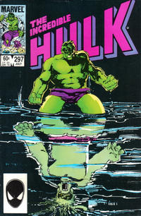 Cover Thumbnail for The Incredible Hulk (Marvel, 1968 series) #297 [Direct]