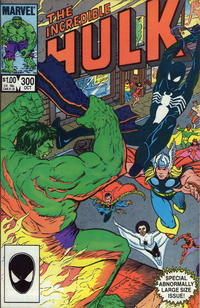 Cover Thumbnail for The Incredible Hulk (Marvel, 1968 series) #300 [Direct]
