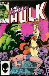 Cover Thumbnail for The Incredible Hulk (Marvel, 1968 series) #311 [Direct]