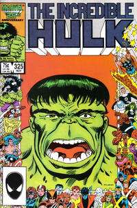 Cover Thumbnail for The Incredible Hulk (Marvel, 1968 series) #325 [Direct]