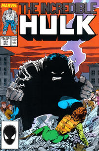 Cover Thumbnail for The Incredible Hulk (Marvel, 1968 series) #333 [Direct]