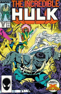 Cover Thumbnail for The Incredible Hulk (Marvel, 1968 series) #337 [Direct]