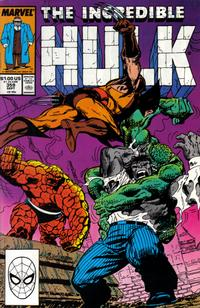 Cover Thumbnail for The Incredible Hulk (Marvel, 1968 series) #359 [Direct]