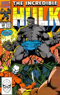Cover Thumbnail for The Incredible Hulk (Marvel, 1968 series) #369 [Direct]