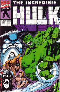 Cover Thumbnail for The Incredible Hulk (Marvel, 1968 series) #381