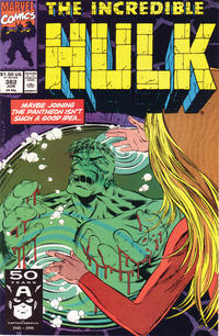 Cover Thumbnail for The Incredible Hulk (Marvel, 1968 series) #382