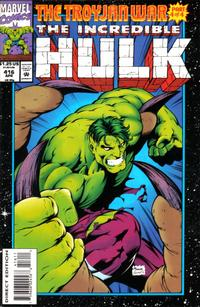 Cover Thumbnail for The Incredible Hulk (Marvel, 1968 series) #416 [Direct Edition]