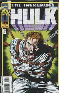 Cover Thumbnail for The Incredible Hulk (Marvel, 1968 series) #426 [Deluxe Direct Edition]