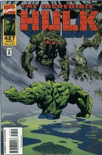 Cover Thumbnail for The Incredible Hulk (Marvel, 1968 series) #427 [Deluxe Direct Edition]