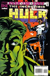 Cover Thumbnail for The Incredible Hulk (Marvel, 1968 series) #433 [Direct Edition]