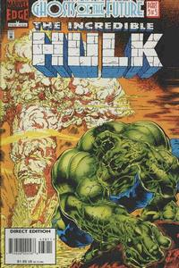 Cover Thumbnail for The Incredible Hulk (Marvel, 1968 series) #438 [Direct Edition]