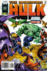 Cover Thumbnail for The Incredible Hulk (Marvel, 1968 series) #445
