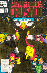 Cover Thumbnail for Infinity Crusade (Marvel, 1993 series) #1 [Direct]