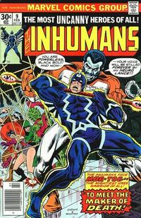 Cover Thumbnail for The Inhumans (Marvel, 1975 series) #9 [Regular Edition]