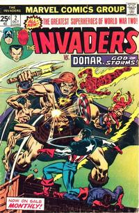 Cover Thumbnail for The Invaders (Marvel, 1975 series) #2