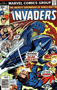 Cover Thumbnail for The Invaders (Marvel, 1975 series) #11 [Regular Edition]