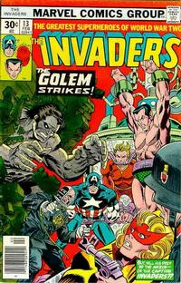 Cover Thumbnail for The Invaders (Marvel, 1975 series) #13 [Regular Edition]