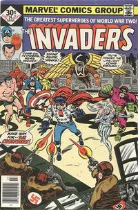 Cover Thumbnail for The Invaders (Marvel, 1975 series) #14 [Whitman]
