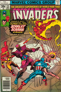 Cover Thumbnail for The Invaders (Marvel, 1975 series) #23