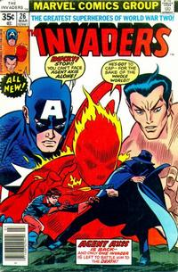 Cover Thumbnail for The Invaders (Marvel, 1975 series) #26