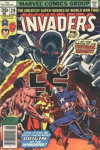 Cover Thumbnail for The Invaders (Marvel, 1975 series) #29