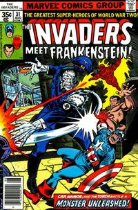 Cover Thumbnail for The Invaders (Marvel, 1975 series) #31 [Regular Edition]