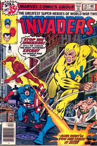 Cover Thumbnail for The Invaders (Marvel, 1975 series) #35 [Regular Edition]