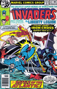 Cover Thumbnail for The Invaders (Marvel, 1975 series) #37