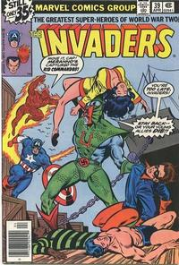 Cover Thumbnail for The Invaders (Marvel, 1975 series) #39 [Regular Edition]