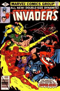 Cover Thumbnail for The Invaders (Marvel, 1975 series) #41 [Direct]