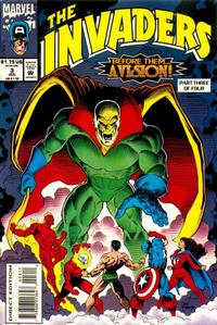 Cover Thumbnail for The Invaders (Marvel, 1993 series) #3