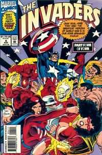 Cover Thumbnail for The Invaders (Marvel, 1993 series) #4