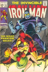 Cover Thumbnail for Iron Man (Marvel, 1968 series) #14